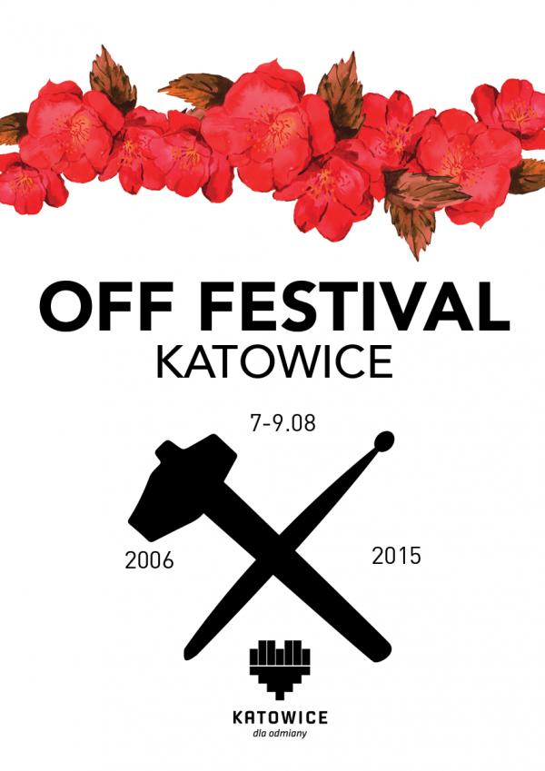 7-9.07.2015, Katowice, OFF Festival