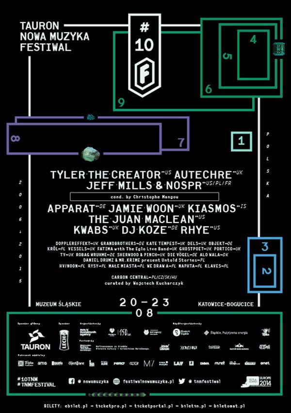 20-23.08.2015, Katowice, Tauron Nowa Muzyka